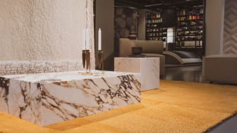 """As part of the opnening of the new Flagship store, Kasthall launches Rapsåker - a limited edition rug from Ilse Crawford's """"Greenery"""" collection."""