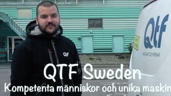 QTF REKRYTERAR FLER OPERATÖRER