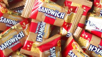 Årets Limited Edition produkt - Sandwich Bites Pepparkaka!