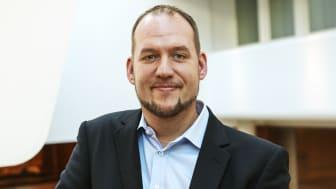 Magnus Därth, vd för Kött- och Charkföretagen