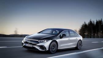 Nu har försäljningen startat av Mercedes EQS. De svenska priserna börjar på 1.245.000 kronor.