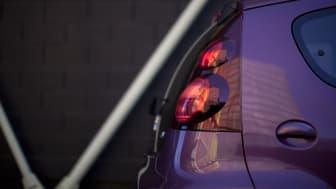 Nya Peugeot 107