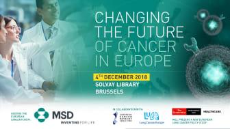 Allvarliga skillnader i utfall för patienter med lungcancer i Europa