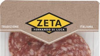 Gott om tryffel i Zetas nya tryffelsalami
