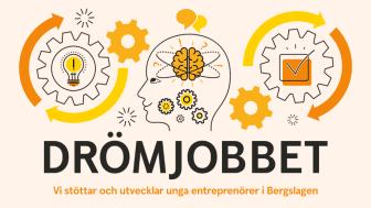 Pressinbjudan - 10-års jubileum för Drömjobbet! Kom och möt årets Drömjobbare!