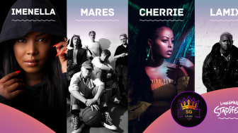 Fyra artister klara för Linköpings Stadsfest