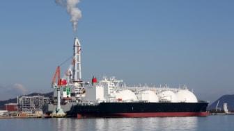 Gaspriset pressas av väderprognoser