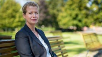 Säkerhetssamordnare Sarah Søndergaard är processledare för Tryggare Trelleborg.