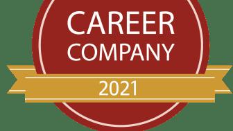 För sjätte året i rad utses Securitas Sverige AB till årets karriärföretag 2021.
