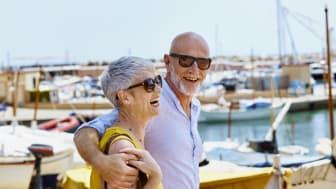 Reiser med seniorene i fokus