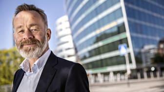 Amund Djuve, Sjefredaktør i Dagens Næringsliv
