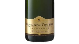 Premiär för ännu en exklusiv champagne från Beaumont des Crayères - Fleur de Prestige 2002 finns nu i Systembolagets beställningssortiment.
