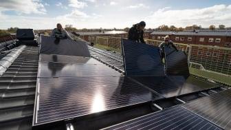 Hos Öresundskraft i Helsingborg ska en samverkansgrupp mellan företaget och dess kunder arbeta för att öka kunskapen om solel, detta inom ramen för Klimatdialogen.
