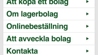 Svenska Standardbolag på mobilen - Standardbolag har i dagarna startat en mobilwebb