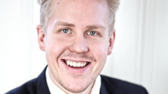 Anders Walls Confidencen-stipendium till lyrisk tenor