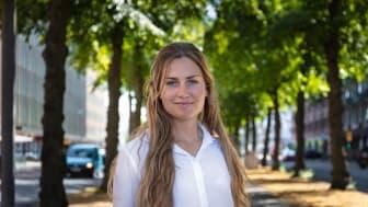 Hanna Torlén, digital affärsutvecklare på Zynka Group