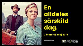 Musikalen En alldeles särskild dag sätts upp på Helsingborgs stadsteater våren 2019.