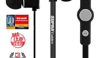 SUPRA NiTRO - Revolutionerande digital hörlursteknologi