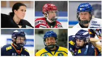 I samband med att SDHL:s slutspel startar i kväll har en jury fått i uppdrag att rösta fram säsongen 2018/19:s bästa junior på damsidan.