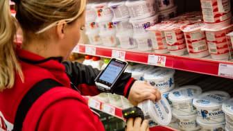 Digitalisering minskar Axfoods matsvinn