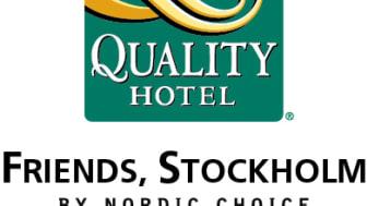Quality Hotel Friends tillsätter ny hotelldirektör
