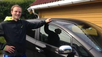 Borettslag med egen bilpool