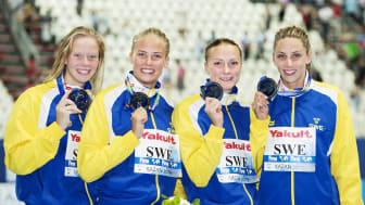 Välkommen till pressträff med Svenska Simlandslagets stjärnor