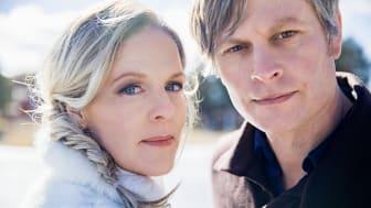 Sofia Karlsson och Martin Hederos