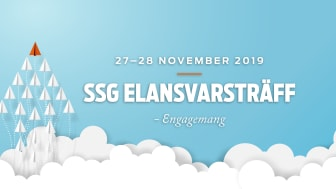 SSG hälsar välkommen till SSG Elansvarsträff 2019.