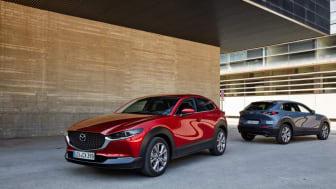 Mazda CX-30 kommer til Norge i november