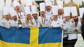 Stockholm Culinary Team kan stolt titulera sig världens bästa regionallag, Olympiska Mästare 2016 och totalvinnare.