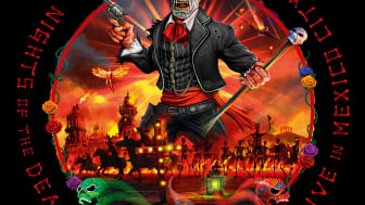 Iron Maiden - Nights Of The Dead - Legacy Of The Beast, Live in Mexico City