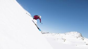DN kåret Hemsedal til Norges mest komplette skisted. Foto: Ola Matsson