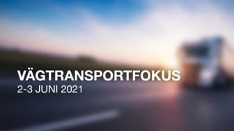 Vägtransportfokus samlade branschen digitalt i två dagar