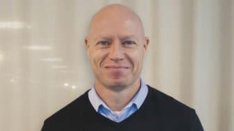 Ola Lundqvist, Head of Cluster för Easyfairs teknik- och industrimässor.