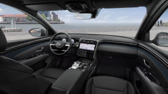 all-new Hyundai Tucson interior (1)