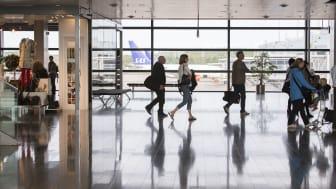 Fortsatt stark tillväxt på Stockholm Arlanda Airport