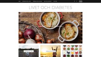 Livet och diabetes, ett bloggforum för dig som lever med, eller nära någon med, diabetes