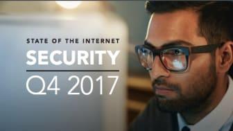 DDoS-attackerna ökar och Botnets siktar in sig allt mer på stöld av användaruppgifter enligt nya rapporten från Akamai