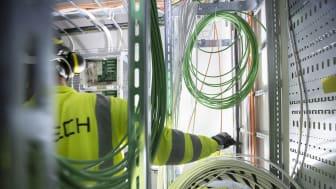 Eitech ansvarar för elinstallationer i större samverkansprojekt för Hudiksvalls sjukhus