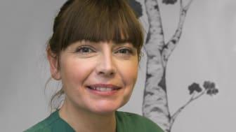 Pernilla Stenström, docent vid Lunds universitet och överläkare i barn- och ungdomskirurgi på Skånes universitetssjukhus. Foto: Roger Lundholm