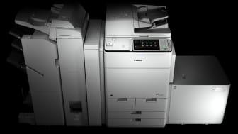 Canon presenterar dokumentproduktion med imponerande kvalitet.