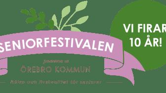 Pressinbjudan: Seniorfestivalen invigs