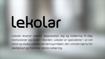 Sammenlægning af Lekolar Danmark og SIS by Lekolar