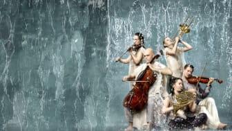 Scensommar på Dina-scenen i Stadsträdgården inleds med GöteborgsOperan