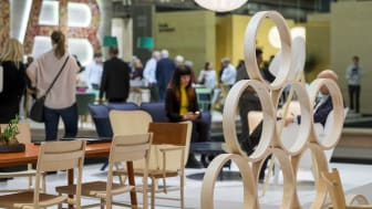 The basis for The nude edition is precisely what Stockholm Furniture & Light Fair is known and appreciated for – open stand solutions. There will be room for a lot of variations with the products being in focus. The