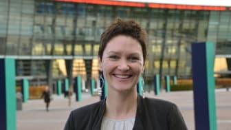 Kjersti Jamne, ny Chief Marketing Officer (CMO) i Telia Norge.