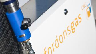 Kraftringen inför 100 procent biogas i sina tankstationer