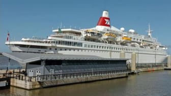 Fred. Olsen Cruise Lines' Black Watch to commence inaugural cruise season from Liverpool in Spring 2015
