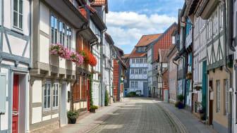 Krumme-Strasse Wolfenbüttel © Stadt-Wolfenbuettel F: Achim-Meurer